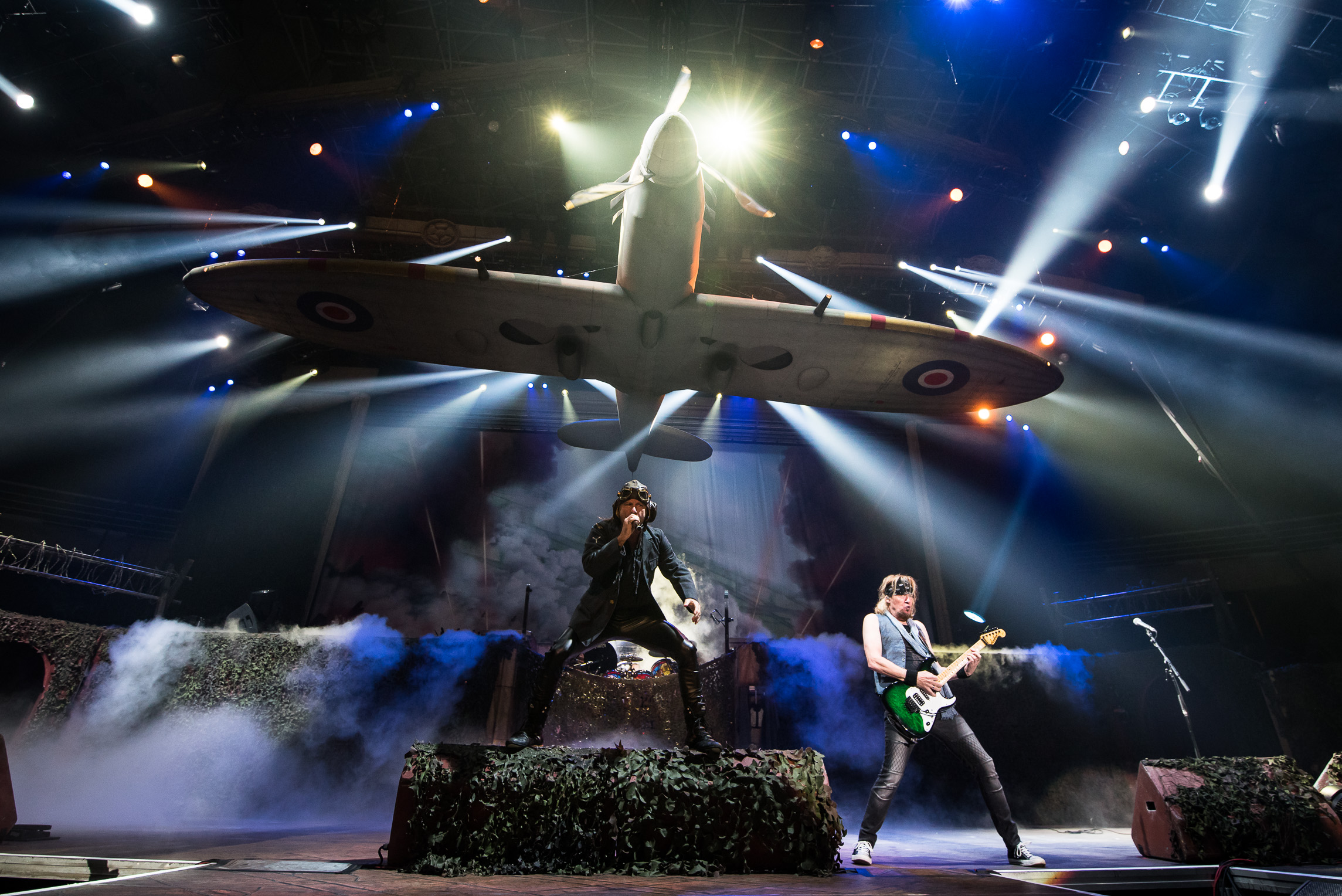 "Iron Maiden  ""Legacy Of The Beast Tour 2019"""