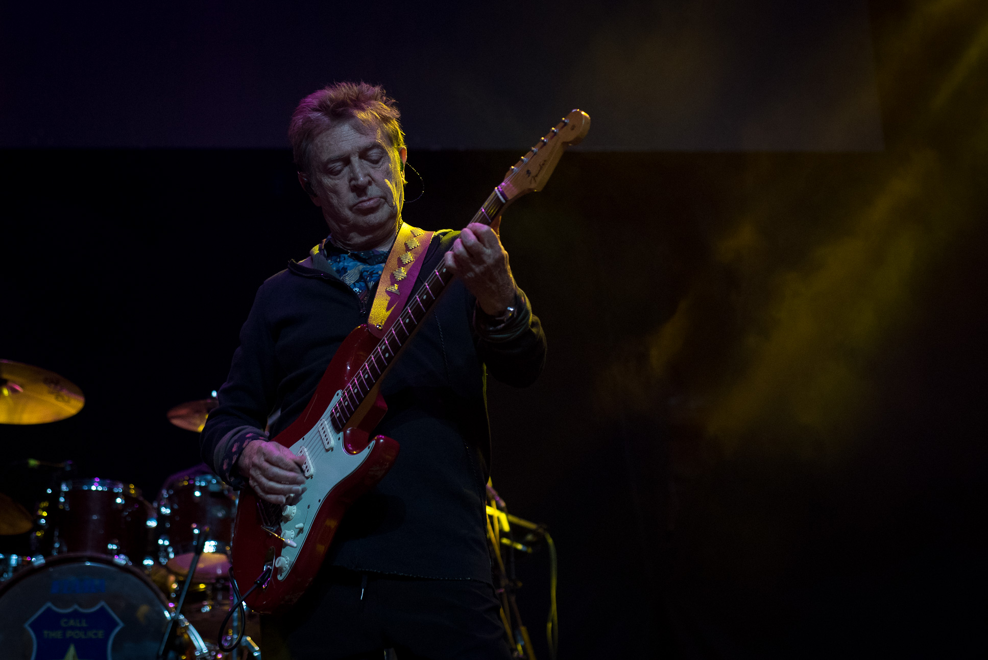 "Call The Police ""Andy Summers"" - 6 Septiembre 2019"