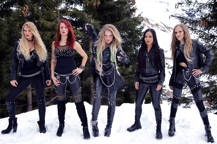 Burning Witches lanza nuevo single