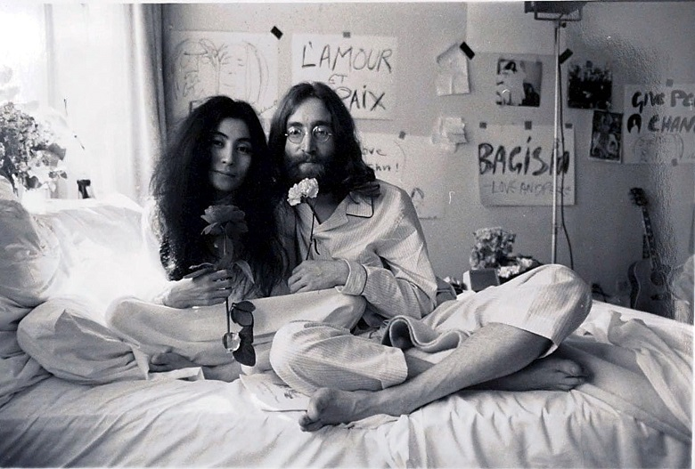 Bed Peace: Lanzan viejo demo de 'Give Peace a Chance' de John Lennon