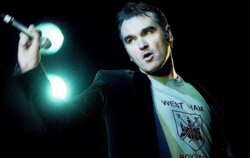 Videos: recordando el debut de Morrissey en Chile