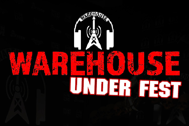 Convocatoria Warehouse Under Fest