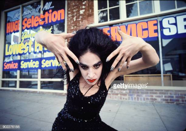 ''The Litanies Of Satan'': re-editan disco debut de Diamanda Galás