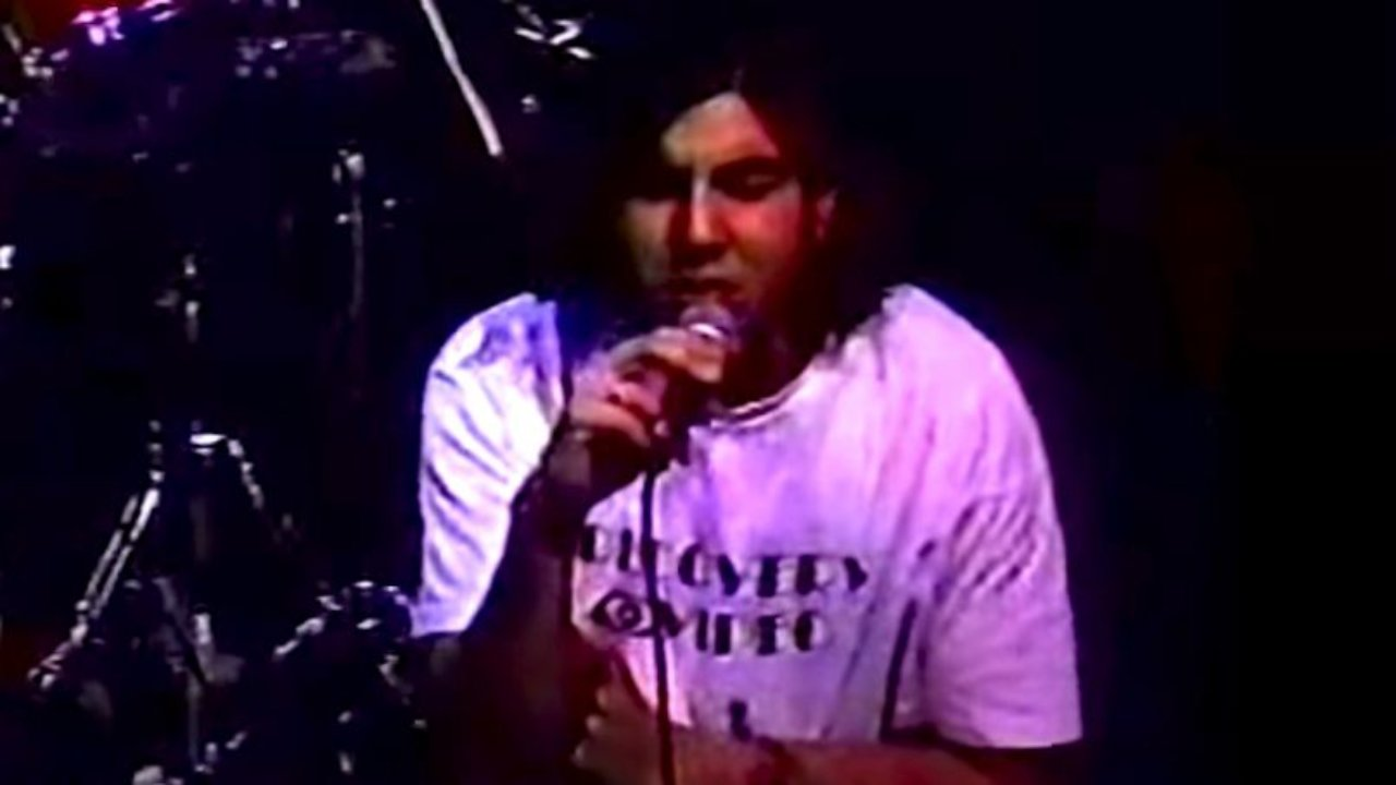 Video: mira a Deftones en vivo en 1992