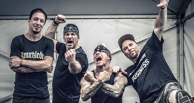 Dosis de New York Hardcore: Sick of It All agenda su retorno a Chile