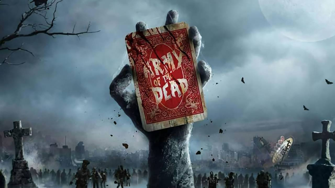 Zack Snyder y los zombis: mira el trailer de ''Army of the Dead''