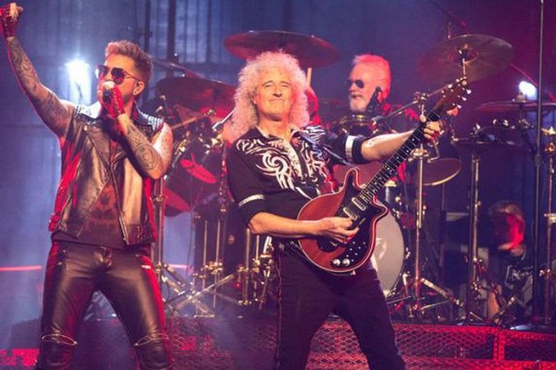 Queen + Adam Lambert ofrecen el primer avance de su pr�ximo trabajo