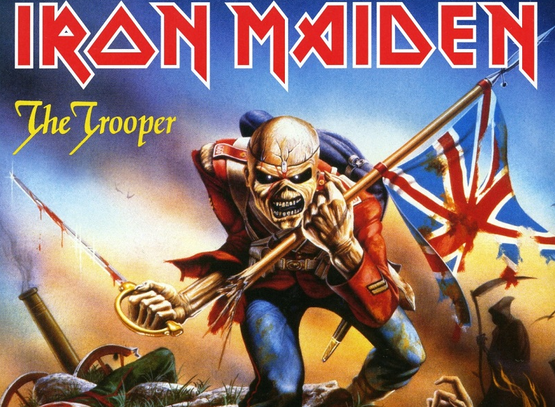 Video: esta versión de 'The Trooper' de Iron Maiden en ukelele te sorprenderá