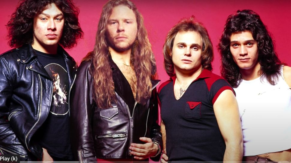 Video: el mash-up de Metallica y Van Halen que no sabías que necesitabas