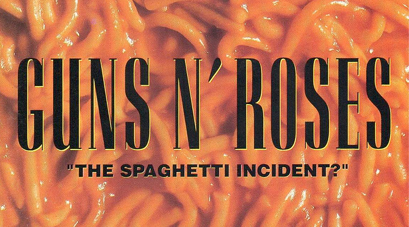 Guns N' Roses: Escucha ''The Spaghetti Incident?'' en su aniversario 27