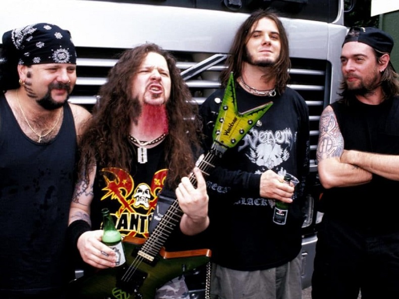 "Pantera: confirman la reedición de ""Reinventing the Steel"""