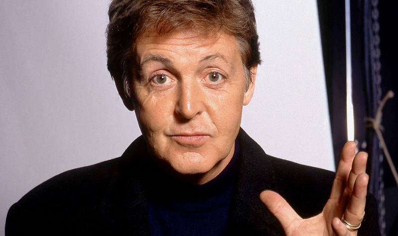 Paul McCartney edita el EP