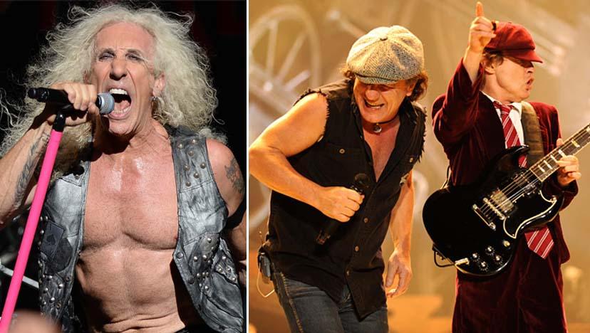 Dee Snider insiste en que AC/DC grab� su nuevo �lbum