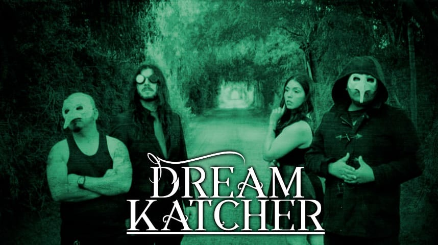 DreamKatcher lanza single 'Nocturnal Fear'