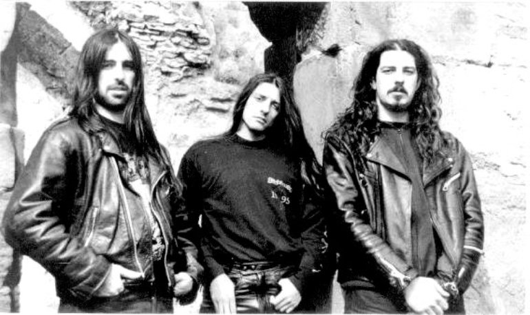 Rotting Christ devela mini documental de 1995