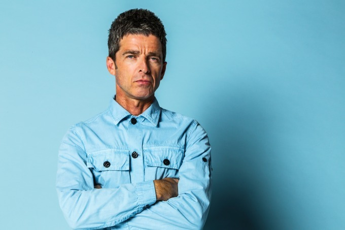 Noel Gallagher sigue presentando nuevo material con sus High Flying Birds