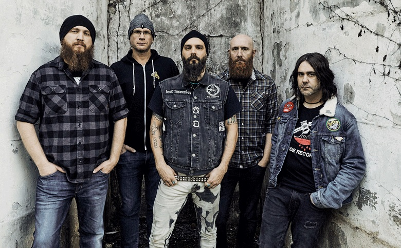 Killswitch Engage volverá a Chile con nuevo disco