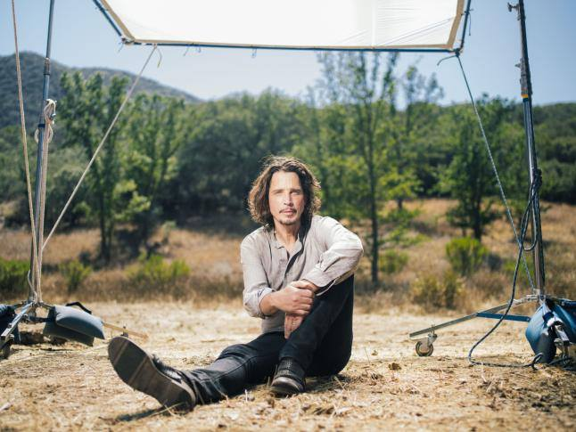 De manera sorpresiva, lanzan un �lbum de covers de Chris Cornell