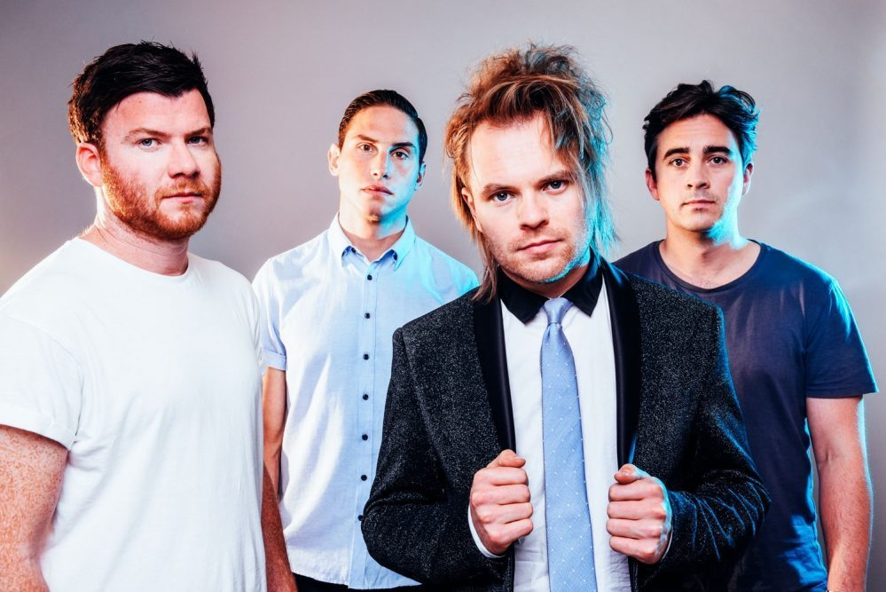 Enter Shikari presenta su nuevo single