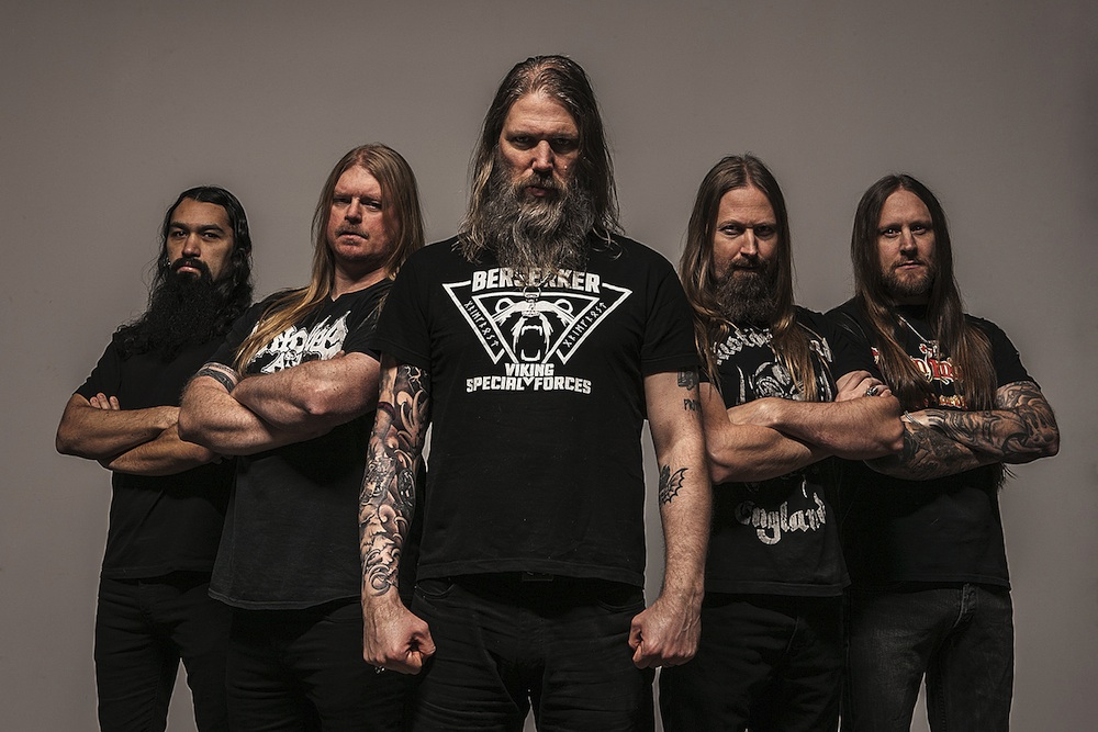 Amon Amarth de regreso en Chile