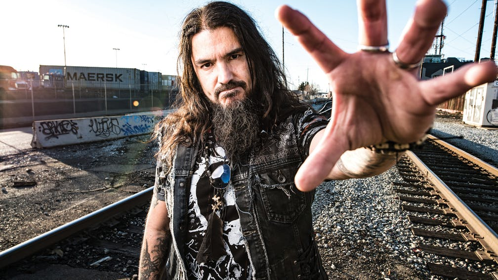 'Circle the Drain': Machine Head estrena su primer single 2020