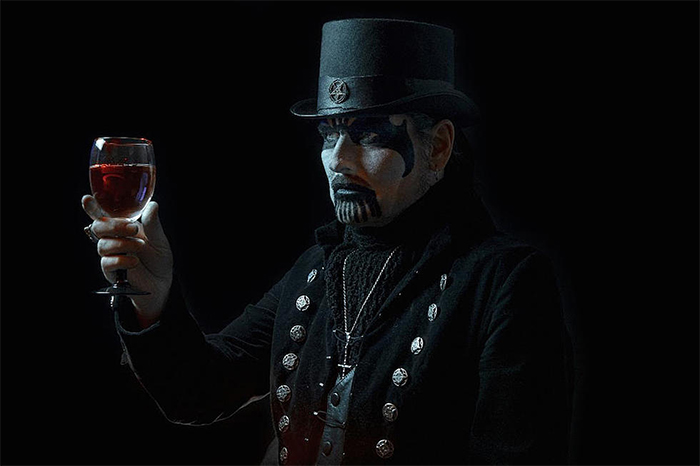 King Diamond lanza su primer single en 12 años