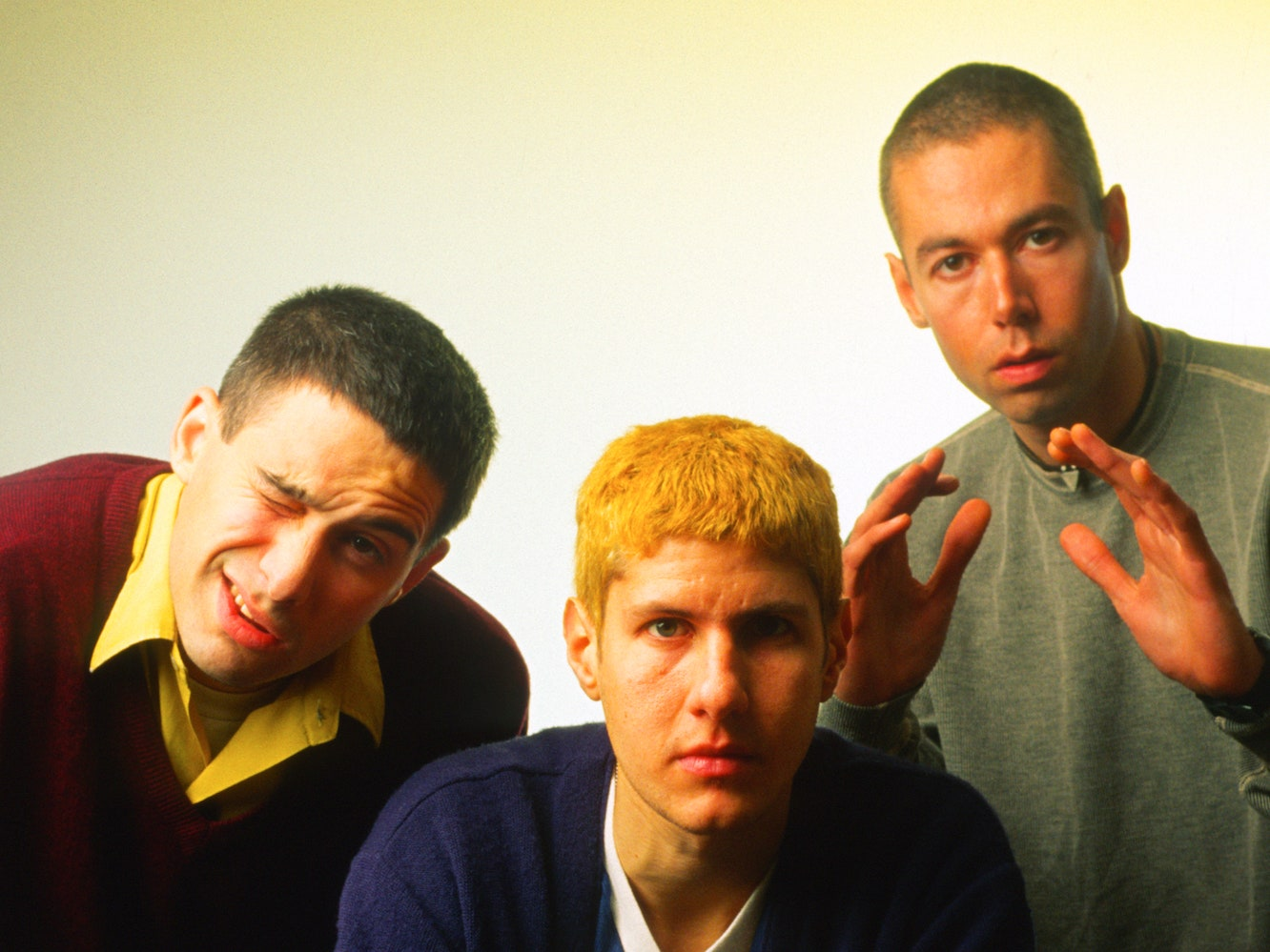 Audio: recordando el debut de Beastie Boys en Chile