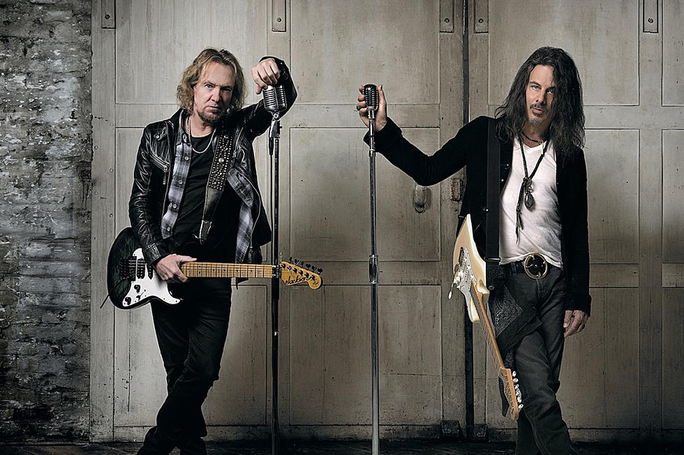 Adrian Smith y Richie Kotzen presentan su segundo single en conjunto