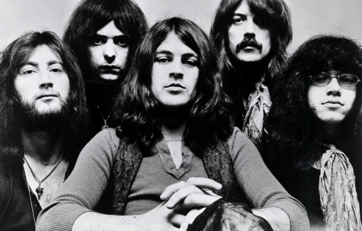 Deep Purple y su trágico debut en Chile