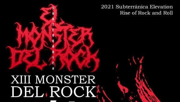 Monster del Rock Subterránica abre su convocatoria 2021