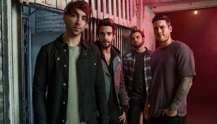 All Time Low programa su octavo álbum