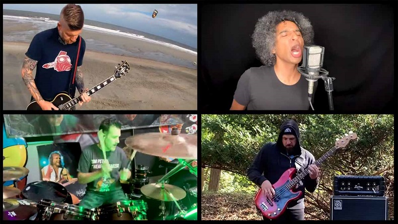 Miembros de Anthrax, Mastodon y Alice in Chans versionan a Soundgarden