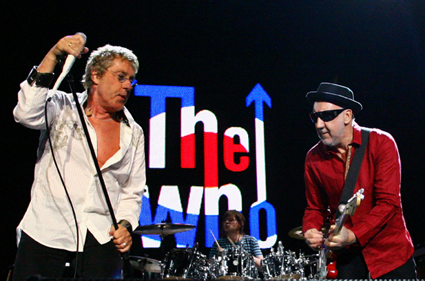 The Who: La costumbre de adelantar