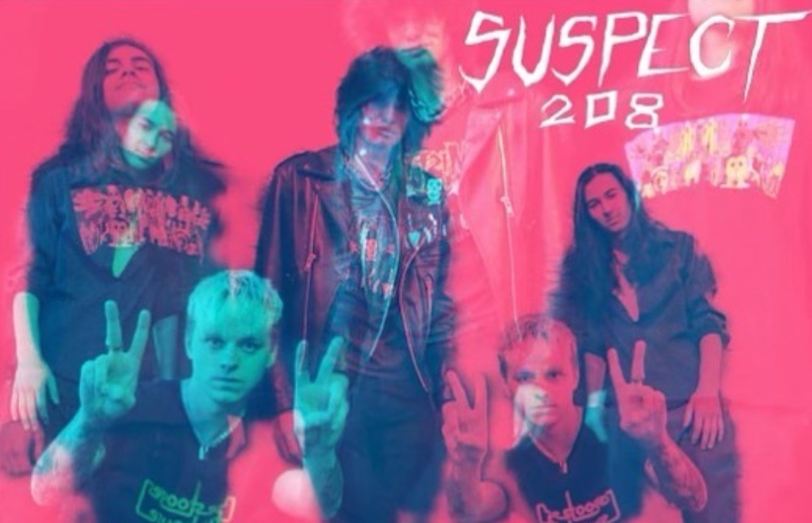Suspect208 estrena single con nuevo vocalista