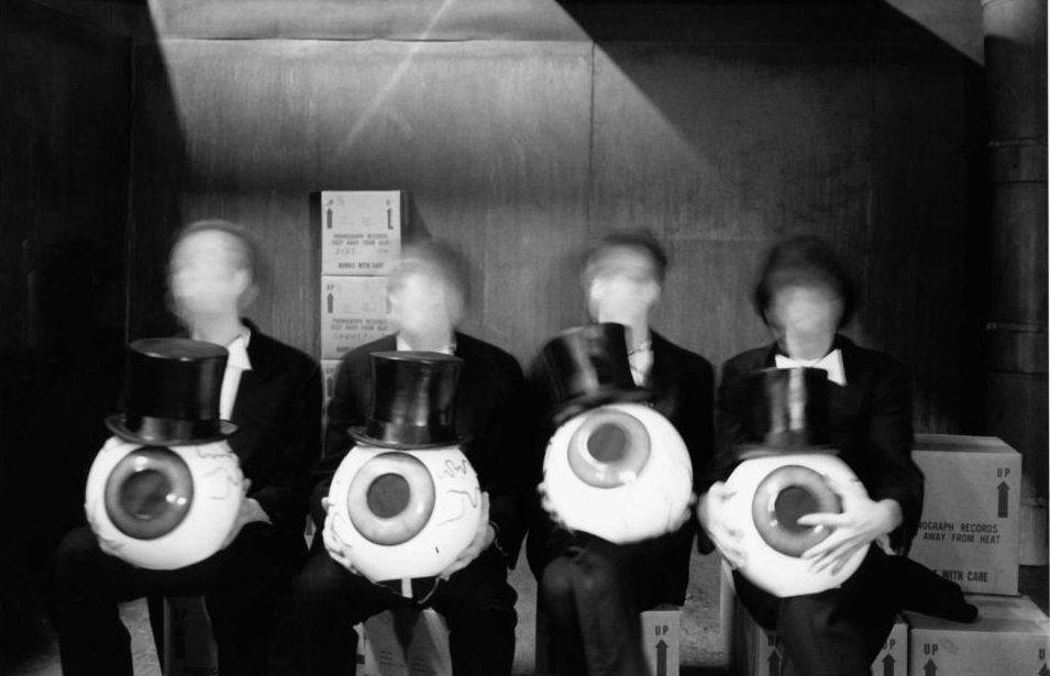 The Residents publica ''Gingerbread Man'' en formato triple ''pREServed Edition''