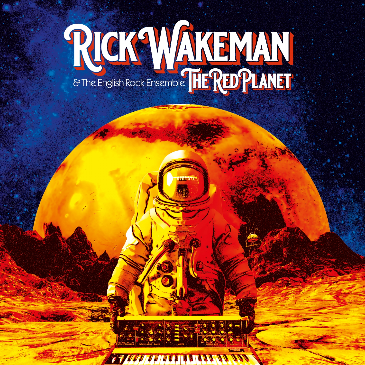 Rick Wakeman & The English Rock Ensemble