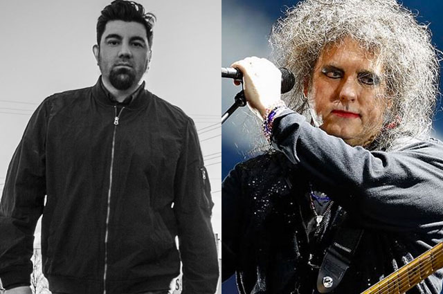 Robert Smith recrea 'Teenager' de Deftones