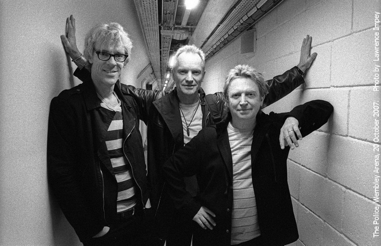 Videos: recordando la última vez de The Police en Chile