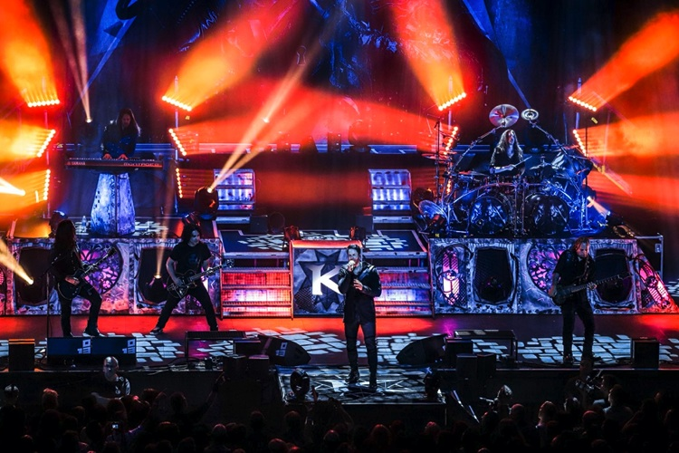Kamelot publicará BluRay/DVD/álbum en vivo