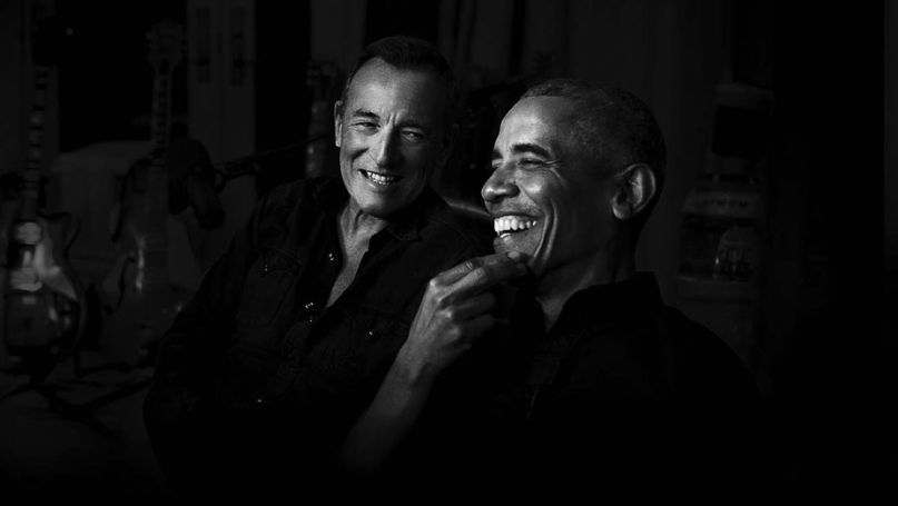 Born in the USA: Bruce Springsteen y Barack Obama han lanzado un podcast en conjunto