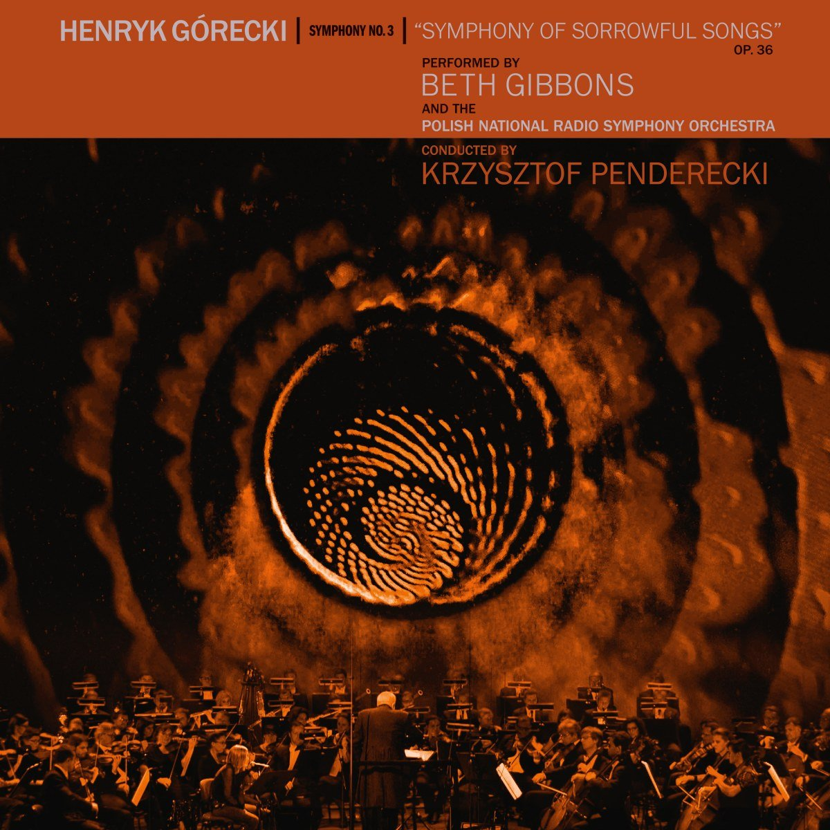 Beth Gibbons, Krzysztof Penderecki and The Polish National Radio Symphony Orchestra