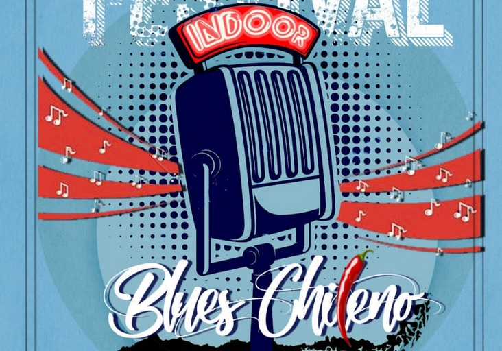 No te pierdas el festival online Indoor Blues Chileno
