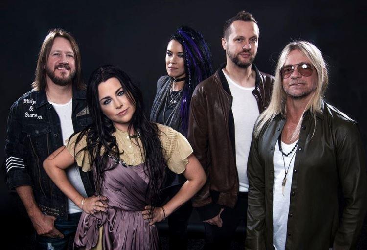 'Use My Voice' es el nuevo videoclip de Evanescence