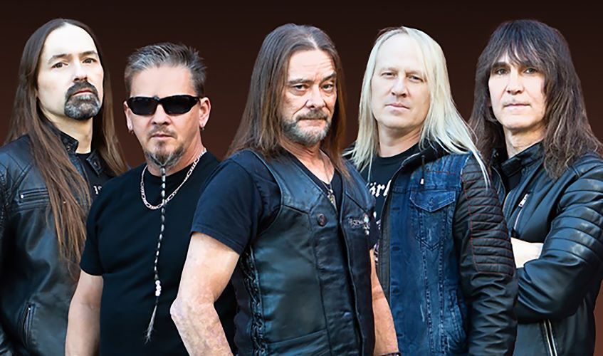Flotsam and Jetsam estrena 'Blood in the Water'
