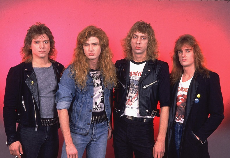 Videos: Megadeth y los 34 años de ''Peace Sells... but Who s Buying''''