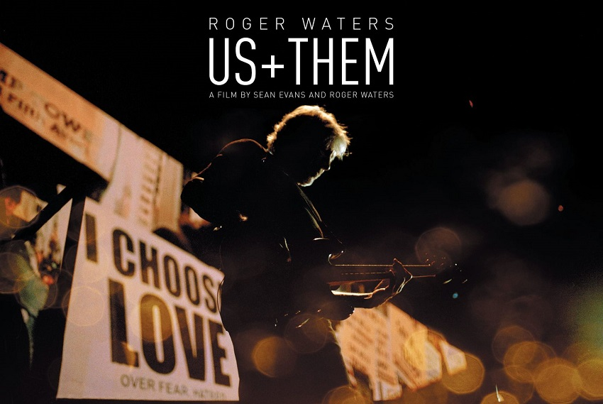 ''Roger Waters: Us + Them'' llegará en formato digital