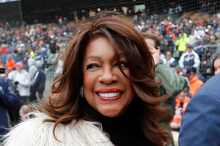 Luto: falleci� Mary Wilson, una de las fundadoras de The Supremes