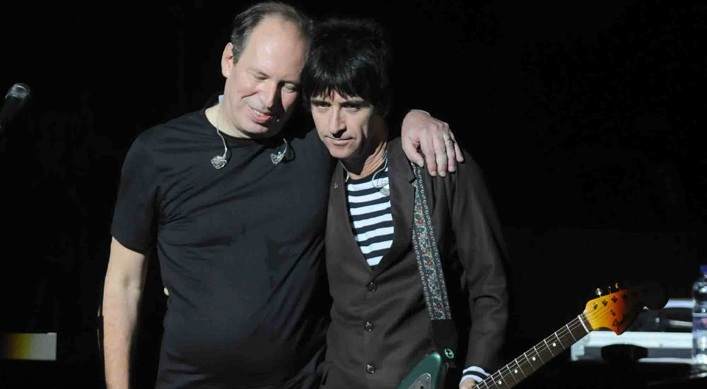Johnny Marr y Hans Zimmer trabajarán en la banda sonora de ''Bond: No Time to Die''