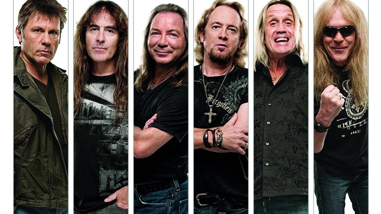 El nuevo �lbum de Iron Maiden podr�a ser anunciado este mes
