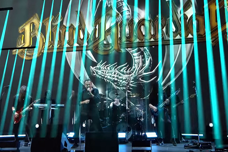 Blind Guardian estrena canción en vivo